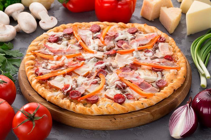 піца та її основні компоненти